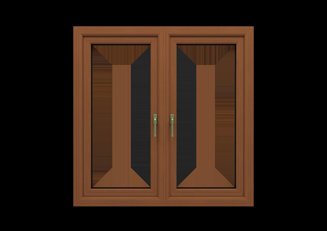 T-Passive forte out okna kolor daglezja
