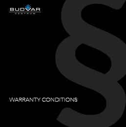 Warranty conditions
