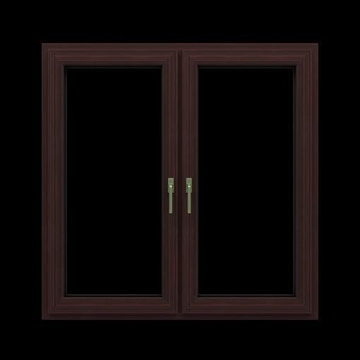 T-Passive classic okna kolor sapeli