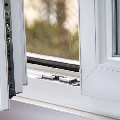 The window hardware