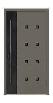 External doors_MILAN3_Budvar