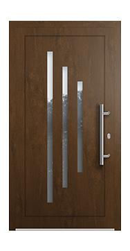 External doors_Oslo10_ PVC